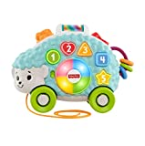 Fisher-Price Erizo Linkimals, Juguete interactivo bebés +9 meses (Mattel, GJB06) , color/modelo surtid