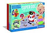 Clementoni-55379 - Super Doc - robot educativo a partir de 5 años