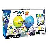 Silverlit Puncher Kombat Balloon, Robot, Robo Twin Pack, niños, batallas de Robots, Juguetes Combate, Regalos para niño, Color Rojo y Azul (88038)