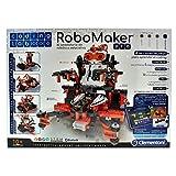 Clementoni- Robomaker, Multicolor (55239)