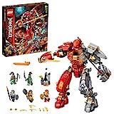 Ninjago TV Series Robot Rocollameante,Figura de Acción Ninja, multicolor (Lego ES 71720)