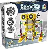 Science4you Robotics Betabot - Kit Robotica para Niños con 126 Piezas, Construye tu Robot Interactivo, Construcciones para Niños, Robot para Montar, Juegos Educativos Niños 6 7 8 9 10 - 14 Años