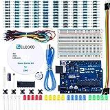 ELEGOO Conjunto Básico de Iniciación Compatible con Arduino IDE con Guías Tutorial en Español para UNO R3 Starter Ki