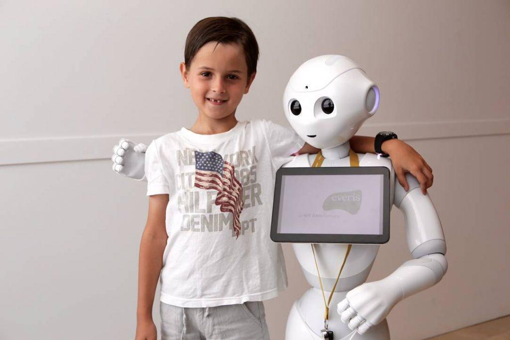 Robots infantiles