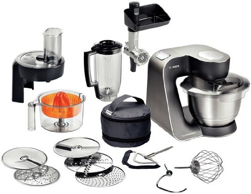 Bosch MUM57860 CreationLine Home Profesional - Robot de cocina 900 W