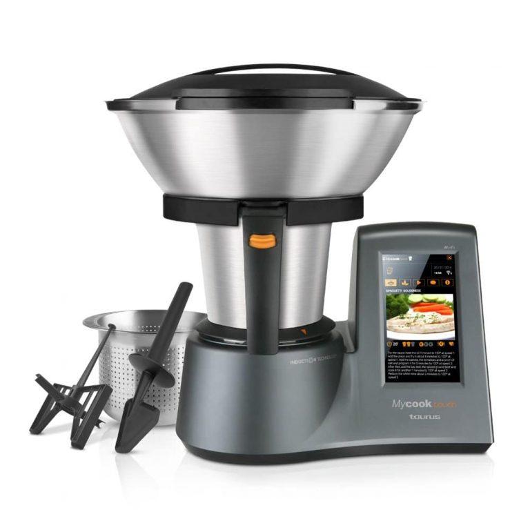 Robot para la cocina Taurus Mycook Touch - Robot de cocina por inducción