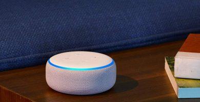 Altavoz Inteligente Echo Dot de tercera generación con Alexa