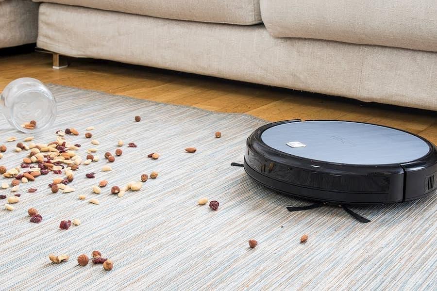 Aspiradora robot que aspira friega y barre de forma automatica robotica domestica www.comprarobot.com tienda comprar oferta robots baratos opiniones