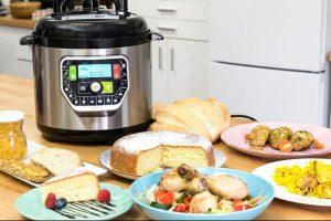 Mejores ollas programables electricas comparativa y guia de compra de las mejores ollas express robot para cocinar del mercado www.comprarobot.com