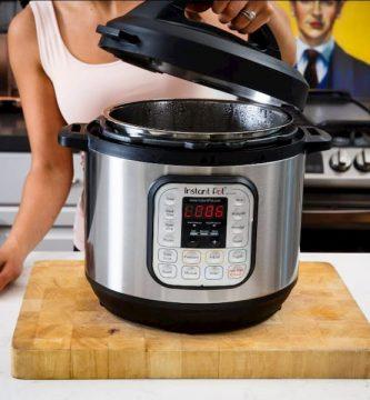 Ollas Instant Pot robot ollas express eléctricas para casa y profesionales de la cocina comprar olla programable al mejor precio www.comprarobot.com
