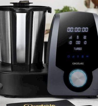 robot de cocina cecotec guia de los mejores modelos de robots para cocinar cecotec mambo